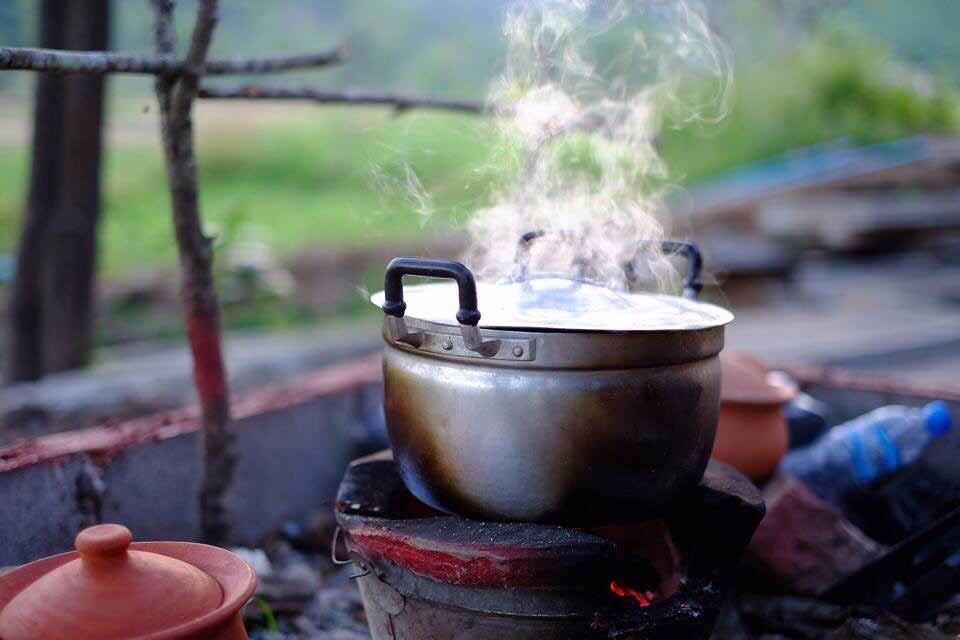 One Day Thai Cooking Class & Visting Organic Farm by Train