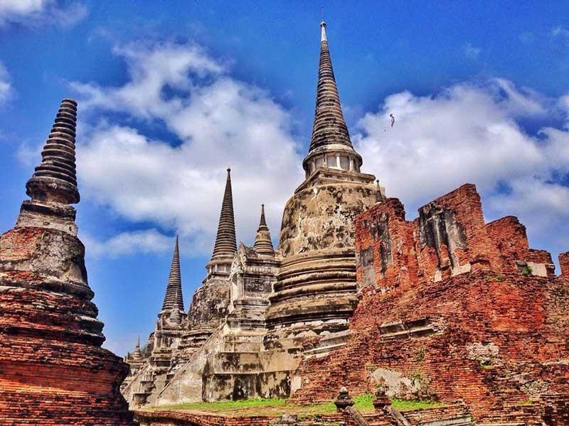Ayutthaya day trip by VIP VAN