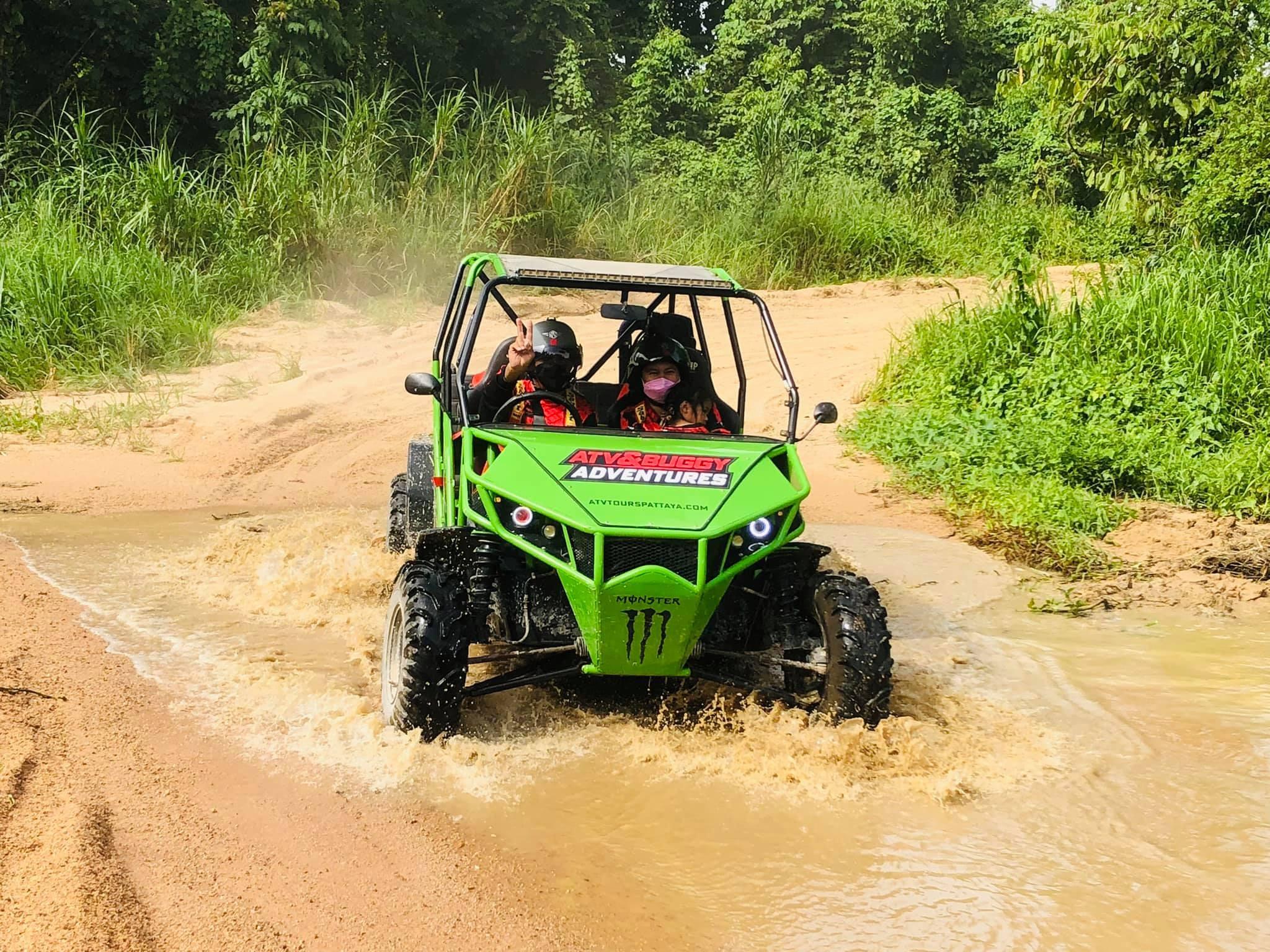 Fun Buggy Tour Pattaya