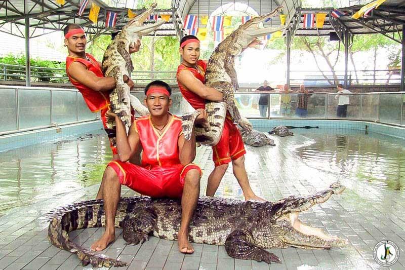 Million Years Stone Park and Crocodile Farm Pattaya