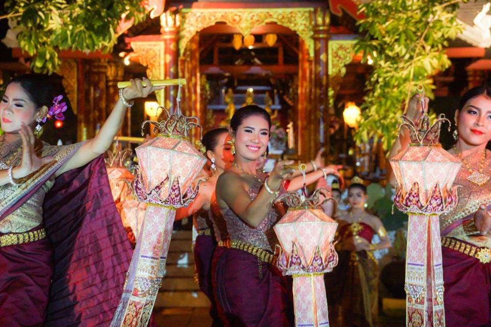 Thai Thani Arts and Culture Village Pattaya