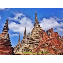 9 temples in Ayutthaya day trip by VIP VAN