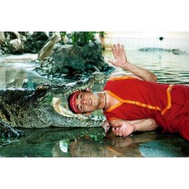Damnoen Saduak Crocodile Farm and Elephant Show
