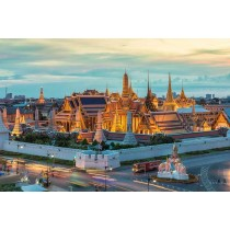 Royal Grand Palace and Emerald Buddha Tour