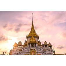 Bangkok Temple and City Tour
