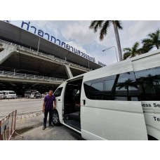 Airport or Bangkok downtown - Kanchanaburi Erawan/ Saiyoke