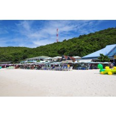 Pattaya Coral Island Half Day Tour (Indian Lunch)