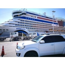 Bangkok one day trip from Leam Chabang Port by VIP van