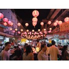 Bangkok Bike Tour by Night
