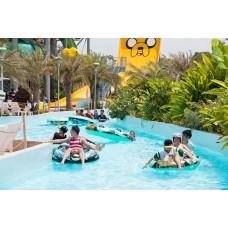 Cartoon Network Amazone Water Park Pattaya