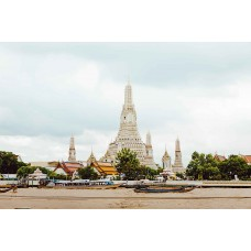 Bangkok Temple and Canal Private Tour