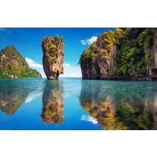 James Bond + Kai Island Tour by Speedboat