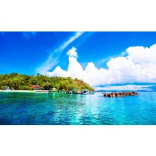 Maiton Island Tour by Speedboat