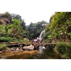 Trekking Doi Inthanon - Pha Dok Siew