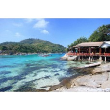 Racha and Coral Island Tour by Speedboat