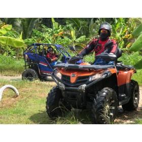 Fun ATV Tour Pattaya