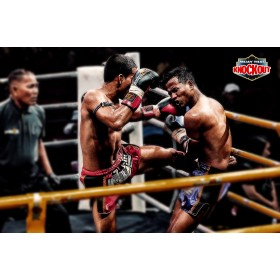 Muay Thai Knockout Bangkok