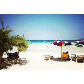 Pattaya Coral Island Hardtien Beach Tour