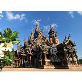 The Sanctuary Of Truth Pattaya