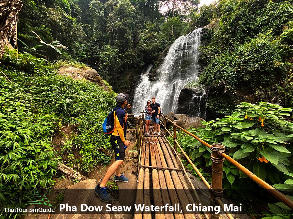 Trekking at Doi Inthanon and Pha Dow Seaw Waterfall